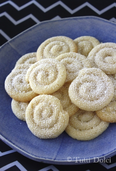 norwegian butter cookies - might be worth a try