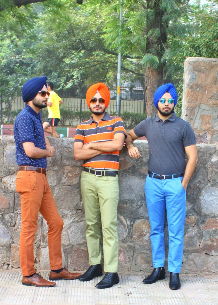 Men's Fashion Urban Sardar