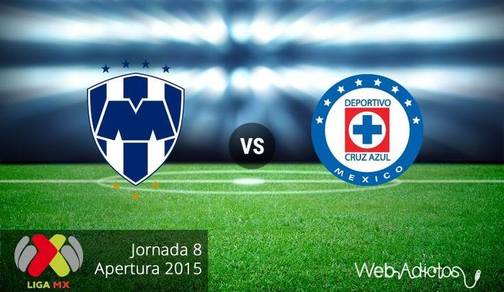 Monterrey vs Cruz Azul en el Apertura 2015 ¡En vivo por internet! - http://webadictos.com/2015/09/12/monterrey-vs-cruz-azul-apertura-2015/?utm_source=PN&utm_medium=Pinterest&utm_campaign=PN%2Bposts