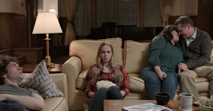 HBO Knows How Awkward It Is to Watch HBO With Your Parents