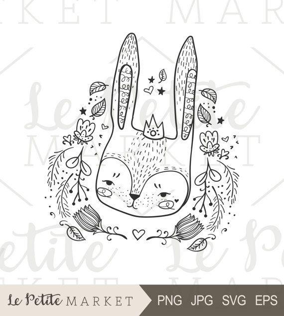 Wald Freunde Clipart Bilder Niedlich Wald Tierportraits Tierkopfen Clipart Niedliche Baren Clipart Katze P Cute Animal Clipart Animal Doodles Animal Clipart
