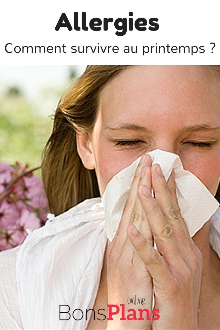 L'arrivée du printemps est généralement synonyme de beau temps, mais signifie également le retour des allergies. Entre pollen et pollution, notre santé en prend un coup. Pour dompter vos allergies sans pour autant vous ruiner, Bons Plans Online vous donne quelques conseils.