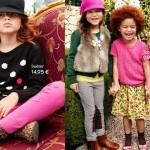 Ropa para niñas H otoño 2012