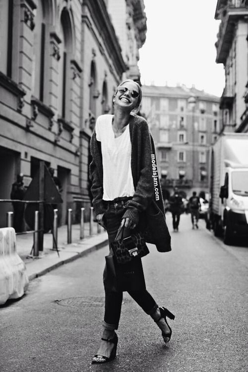 Sasha Luss after Gucci Photographed by: Pier Models Jam via #fashion #street #photography
