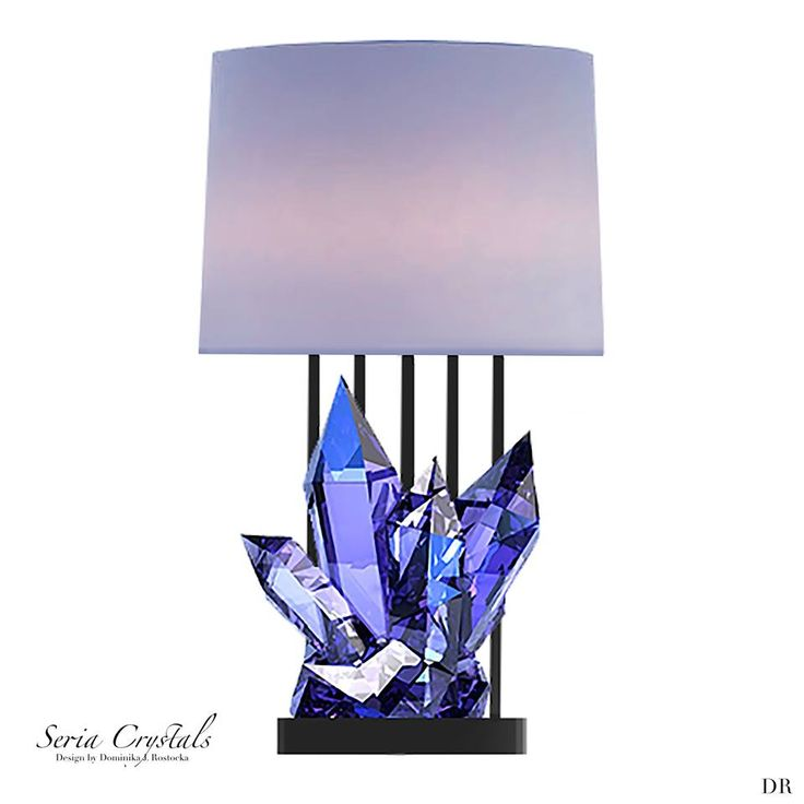 Lampa Crystals