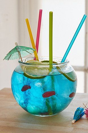 10 best ideas about fishbowl drink on pinterest girls for Fish bowl punch