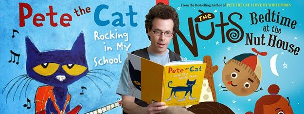 The Educators' Spin On It: Eric Litwin Author of Pete the Cat Songs and Interview