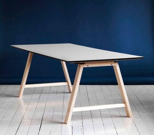 Bykato bordet fik i 2012 Wallpaper design award. #design #danskdesign #indretning #bykato