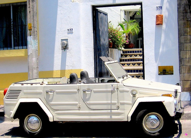 "do what you wanna do.    The Volkswagen Type 181 ""Kurierwagen"", popularly known in the United Kingdom as the Trekker, in the United States as the Thing, and in Mexico as the Safari, was a small military vehicle produced by Volkswagen from 1969 to 1983,"