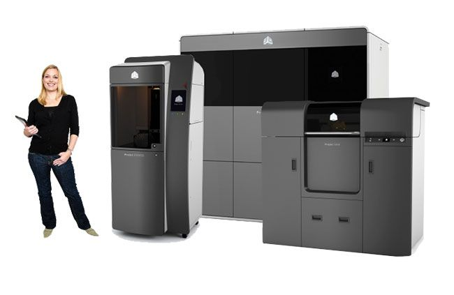 Industrial 3D printers for sale