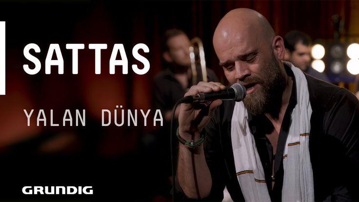 Sattas - Yalan Dünya (Neşet Ertaş Cover) @Akustikhane #sesiniaç - YouTube