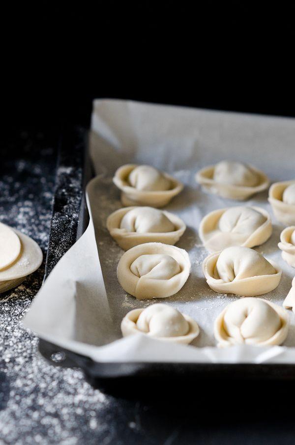 Tortellini Food Photography
