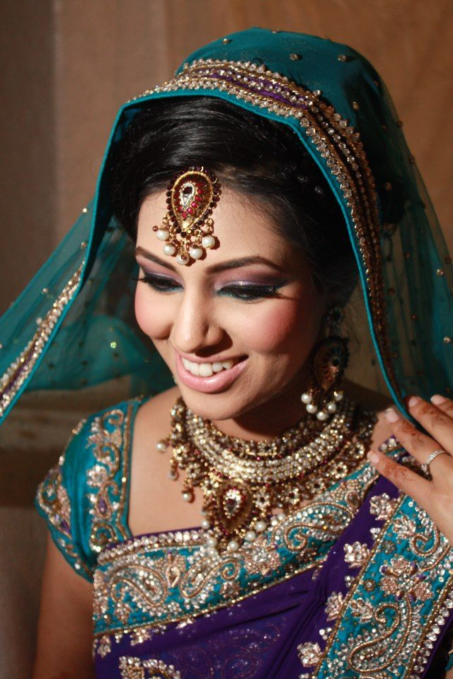 #Beautiful Indian #Bride
