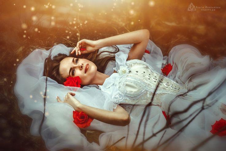 """""""Спящая красавица"""" - Сказка."""