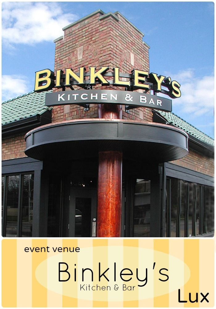 Binkley S Kitchen And Bar Indianapolis In