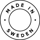 All Dixie products which are made in Sweden has this symbol on our webbsite! Look out for it at www.dixie.se