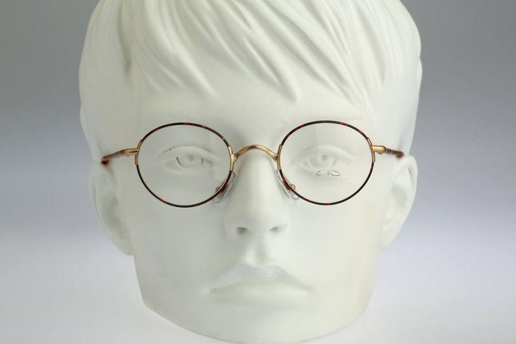 Vanni Mod 502 C63 / Vintage eyeglasses / NOS / 90s optical frame by CarettaVintage on Etsy