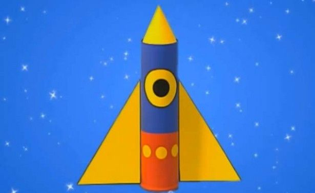 Space Rocket http://mistermaker.com/makes/mini_space_rocket