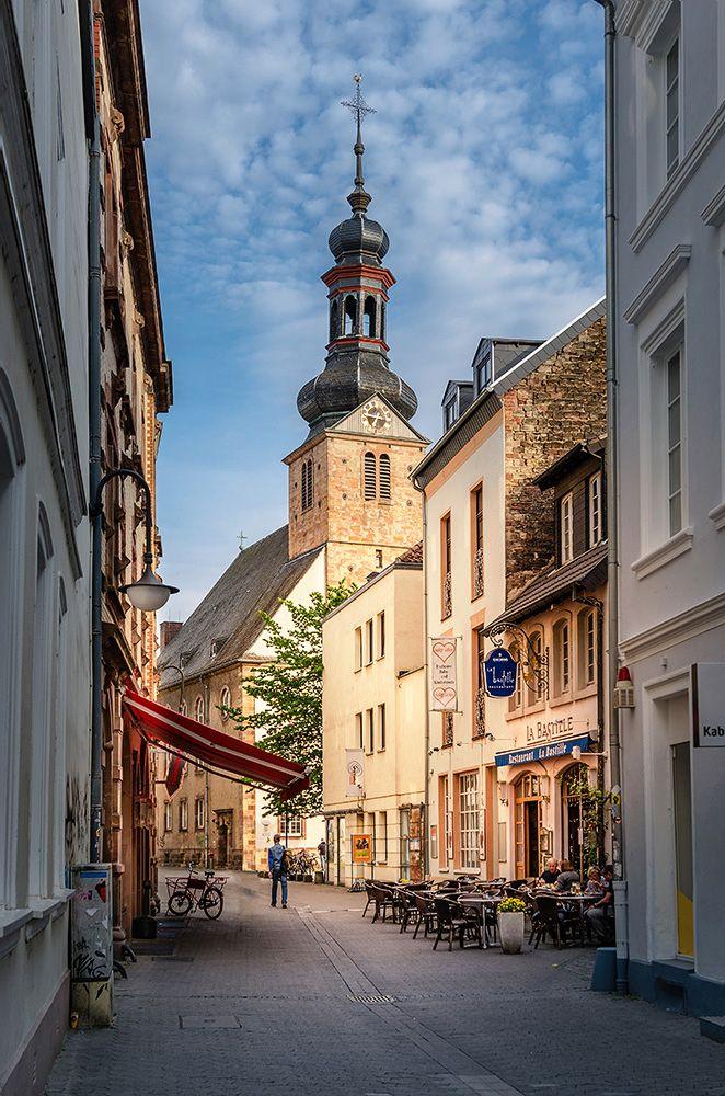 Saarbrücken.  ♥  ♥  ♥  Wir lieben Deutschland. Deutschland liebt die Trinkflasche aus Glas von EPiCO BOTTLES. Finde sie auf https://epicobottles.de/