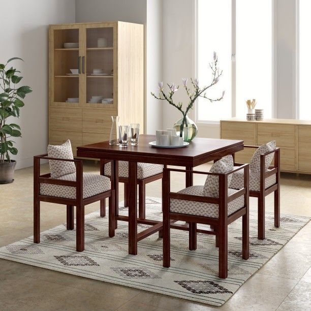Dining Table Design Storiestrending Com Four Seater Dining