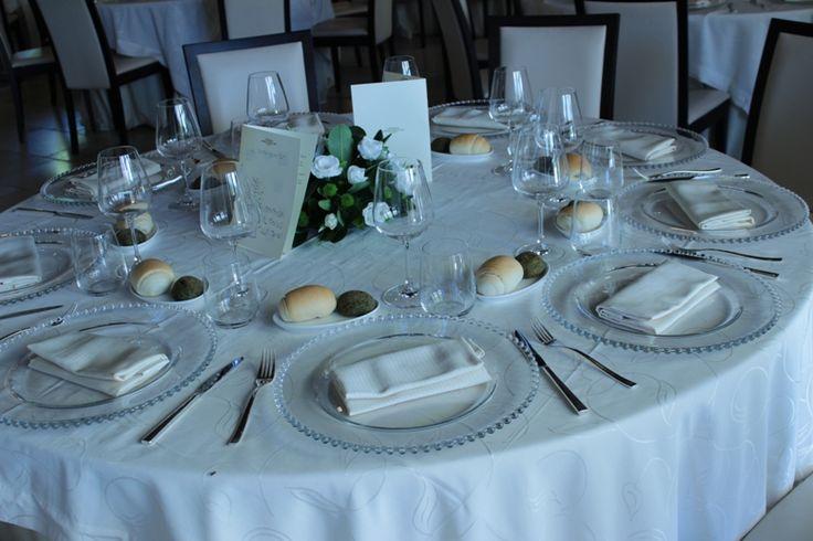 Mise en place for wedding #wedding #masseria #miseenplace #ceremony http://masseriacordadilana.it/