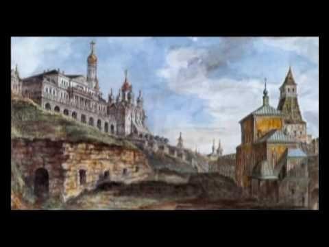 11  Московский кремль