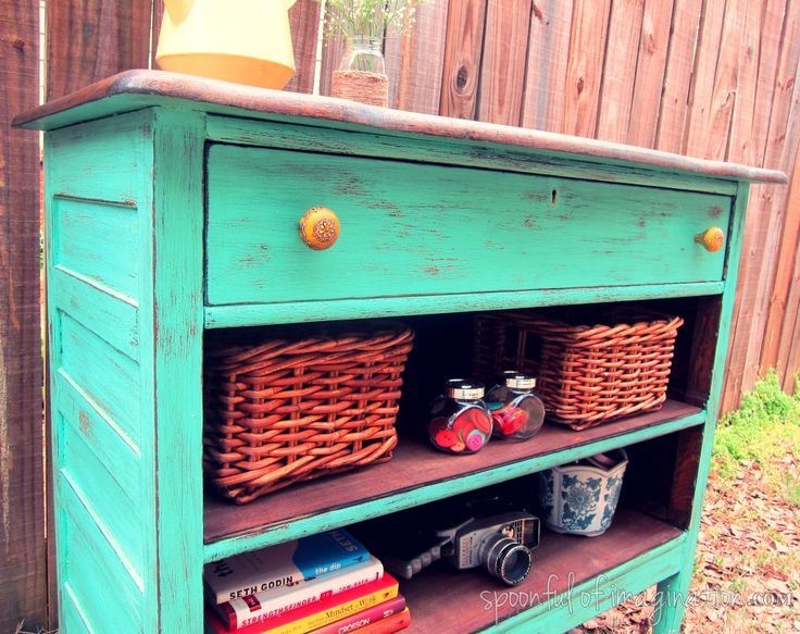 recycled dresser - need something like this in the hall of the new house, keys, shoes, etc