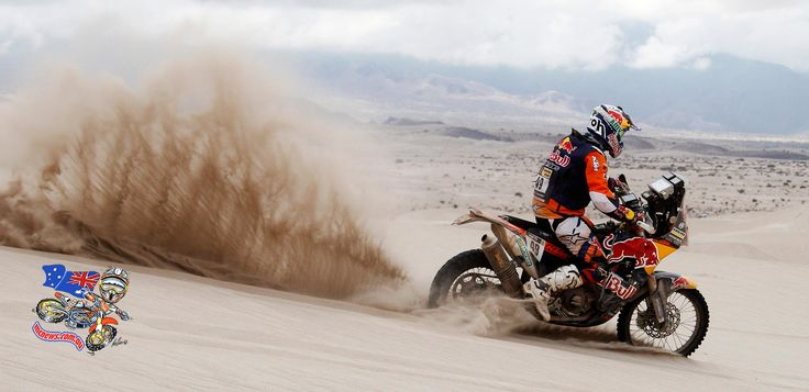 Dakar 2016 - Stage 11 - Toby Price extends lead - Antoine Meo wins stage - Goncalves Falls