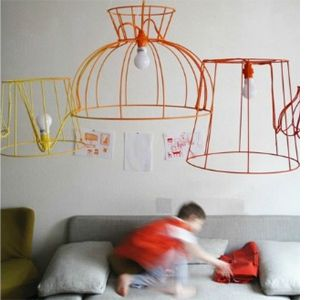 Diy wire lampshade frame images wiring table and diagram sample the 25 best wire lampshade ideas on pinterest quirky home decor fabric wrapped wire lampshade ghost keyboard keysfo Image collections