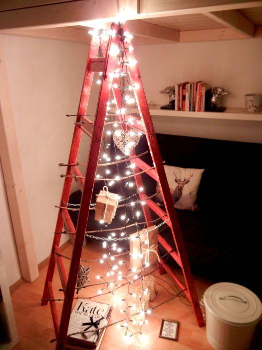My idea on nlcafe.hu  S.O.S. karácsonyfák: ha már nincs időd venni, csinálj magadnak! - NLCafé  ASAP christmas diy