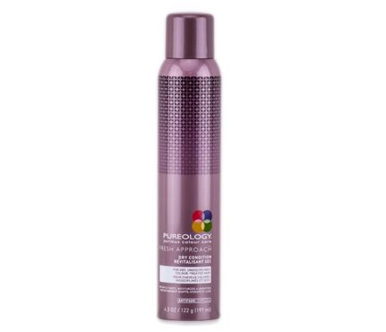 Post-Workout Pretty: Best Dry Conditioners. Pureology Fresh Approach Dry Conditioner (Ideal for dry or frizzy hair) #SelfMagazine