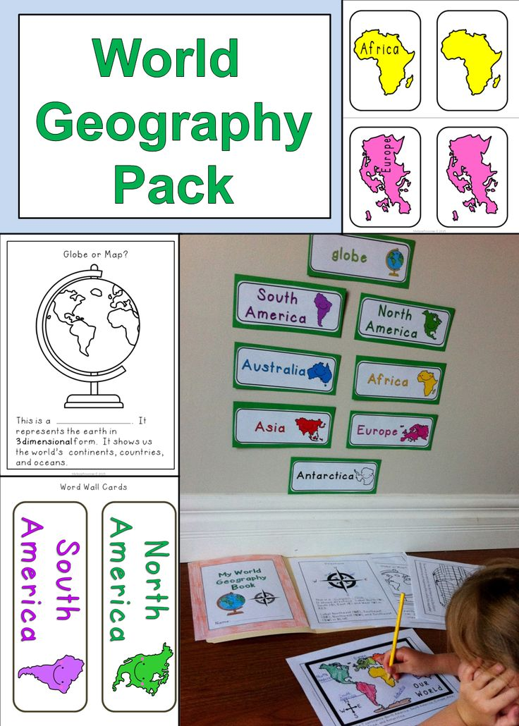 247 best geography in the classroom images on pinterest elementary the world geography pack provides a great introduction to basic geography concepts for primary students gumiabroncs Images