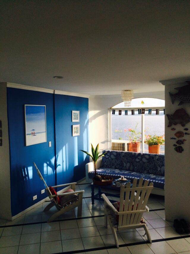 Living room seaside