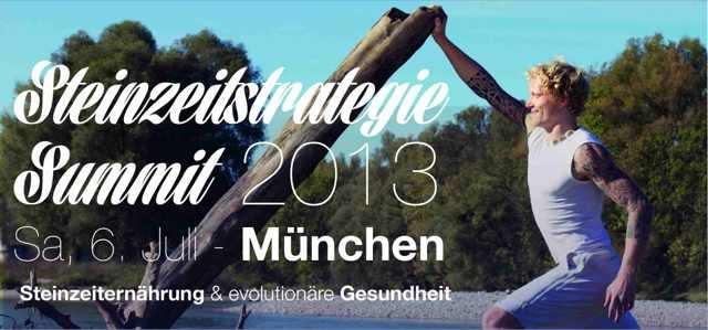Steinzeitstrategie Summit in München - Ticket zum Vorzugspreis - Paleo360.de