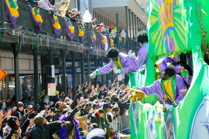 Here's your 5-day Mardi Gras guide from @gonola! #followyournola