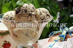 Παγωτό σπιτικό χωρίς παγωτομηχανή από αυτά που μας αρέσουν πολύ!!!