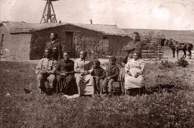 The mosses speese family this family was one of the most for Kansas homestead act