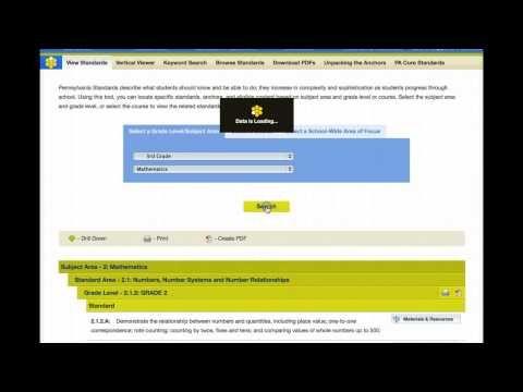 ▶ Standards- SAS Portal - YouTube