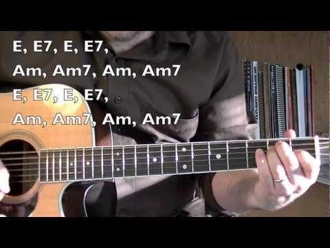 Jack Johnson Guitar Lesson - Sitting, Waiting, Wishing