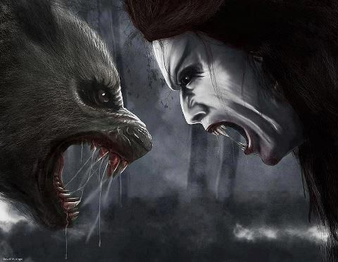 vampire vs werewolves essay Essay on werewolves vs vampires stokers dracula written in 1897 is a essay classic piece of gothic literature and paved the way for the modern vampire and its popularity in contemporary popular culture.