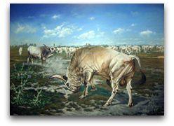 Bartus Csaba festőművész | Állatok