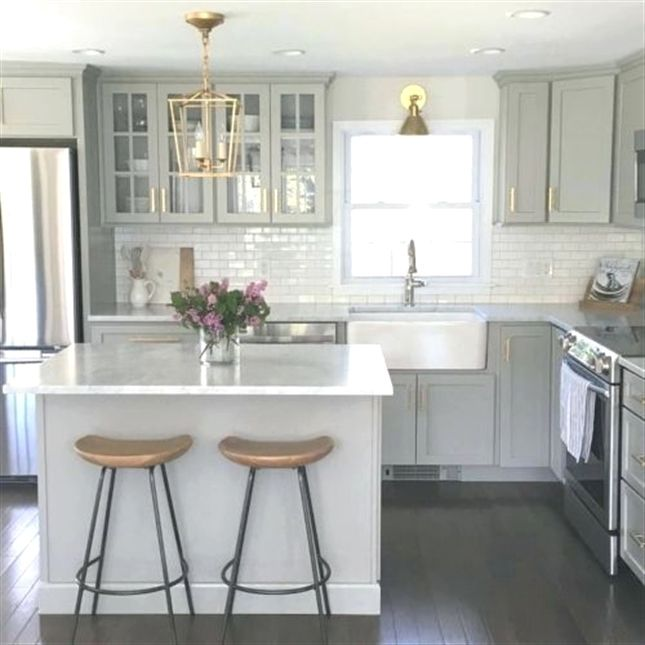 10 Clever Ideas For Small Kitchen Decoration In 2020 New Kitchen Cabinets Kitchen Design Kitchen Remodel