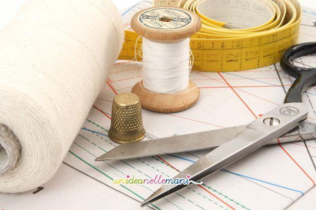 Cartamodelli per vestiti e accessori: ecco dove trovarli on line