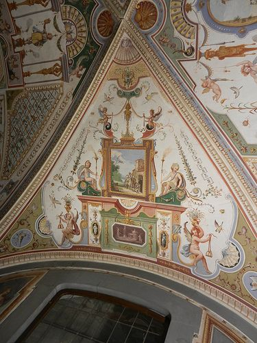 Pitti Palace (interiors)-9.jpg | Flickr - Photo Sharing!