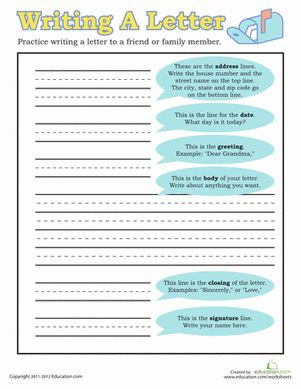 Early Childhood Pre-Writing Worksheets