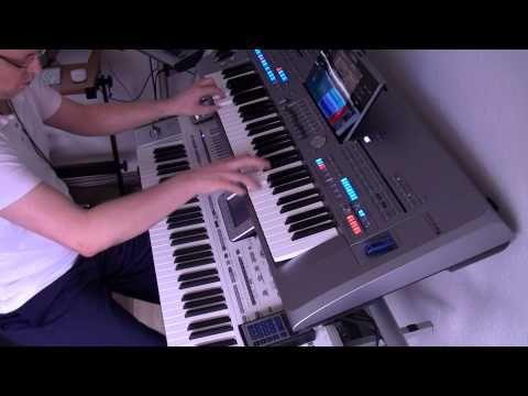 Andrea Berg - Wenn du mich willst dann küss mich doch Cover Tyros PA2x - YouTube