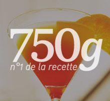 Recette - Veritable limoncello (recette de ma grand mére italienne bien entendu ! ) - Proposée par 750 grammes