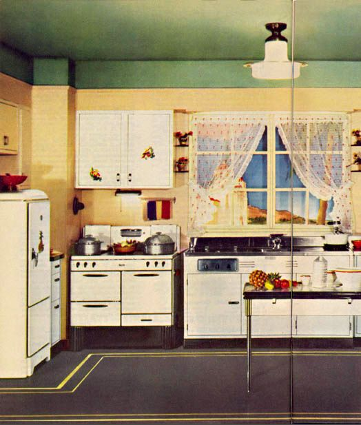 C. 1935 Kitchen