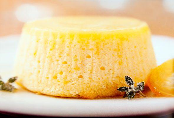 Lemon Steamed Pudding Recipe