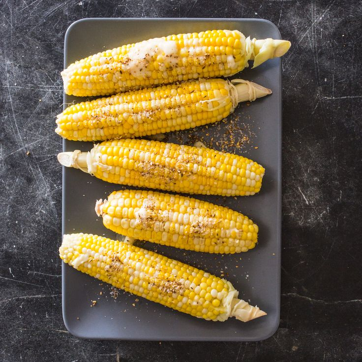 Americas Test Kitchen Boiled Corn